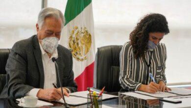 Photo of CFE y STPS firman acuerdo para iniciar rescate de cuerpos en Pasta de Conchos