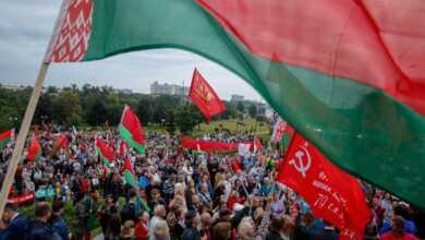 Bielorrusia advierte a Bruselas ante una posible reunión con la líder de la oposición 3