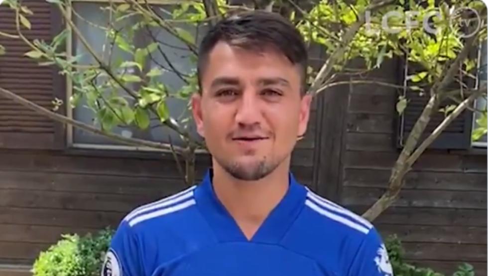 Photo of Cengiz Ünder, cedido al Leicester City con opción de compra