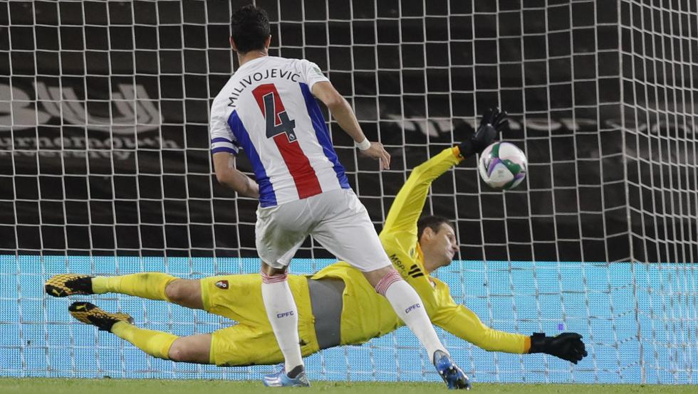 El Crystal Palace, eliminado tras ¡24 penaltis! 1