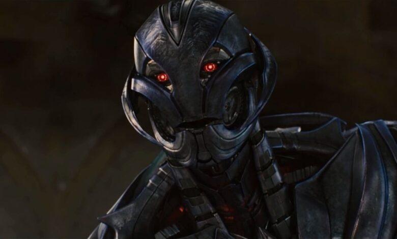 El arte conceptual de los Vengadores revela un diseño rechazado para Ultron más fundamentado 1