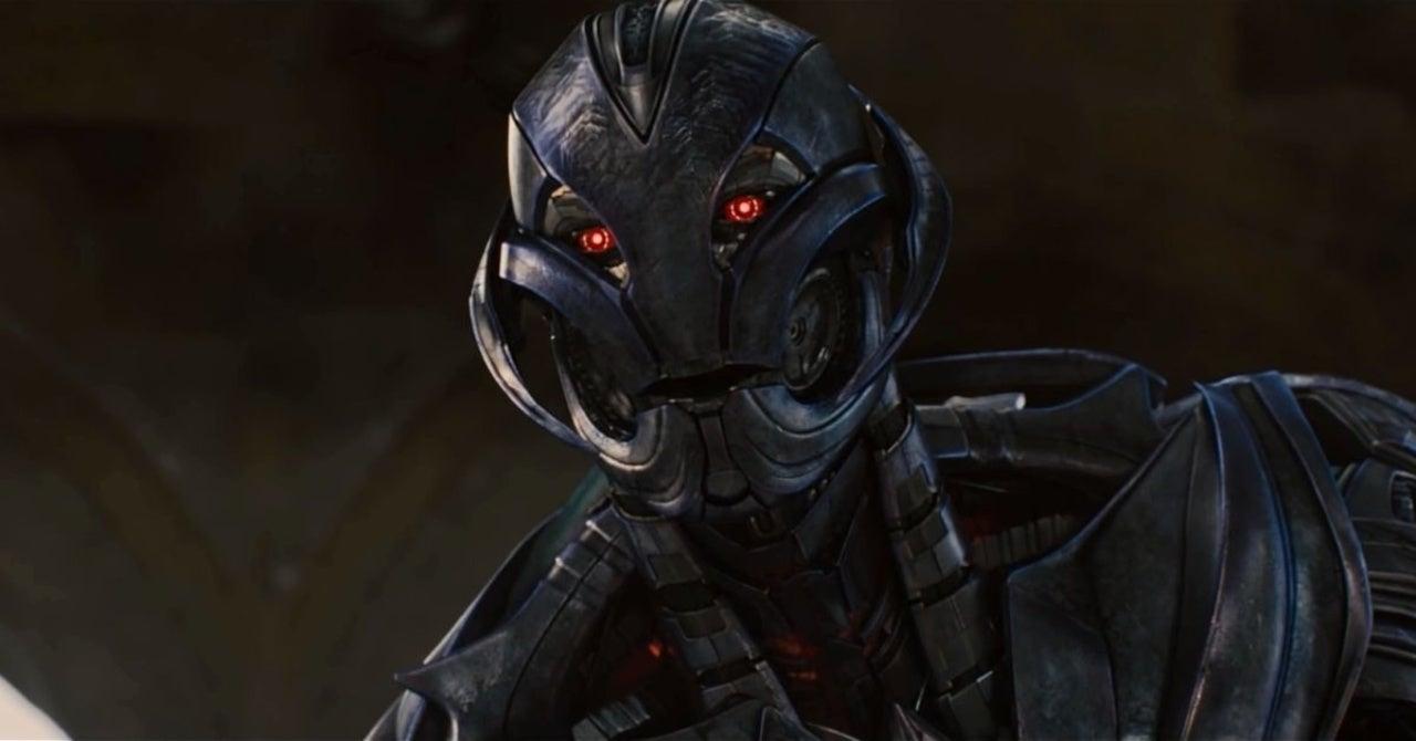 El arte conceptual de los Vengadores revela un diseño rechazado para Ultron más fundamentado 2