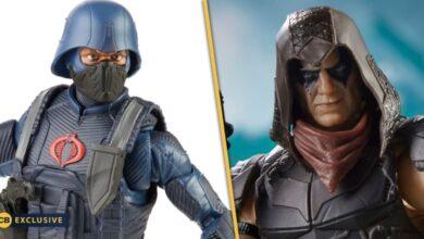 Figuras de infantería de GI Joe Classified Zartan y Cobra reveladas en Hasbro PulseCon (exclusivo) 7