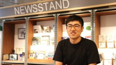 Photo of Kaisei Hamamoto de SmartNews sobre cómo la aplicación se ocupa de la polarización de los medios