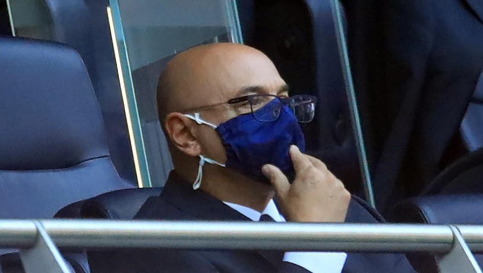 Levy, el negociador más duro, se cruza otra vez con el Real Madrid 1