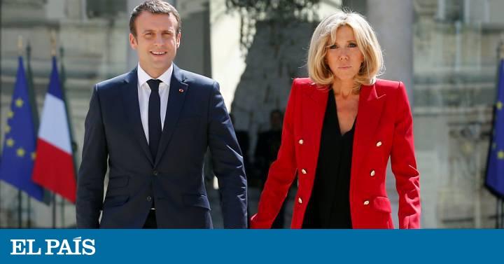 La discreta muerte del misterioso 'monsieur' Auzière, el exmarido de Brigitte Macron 1