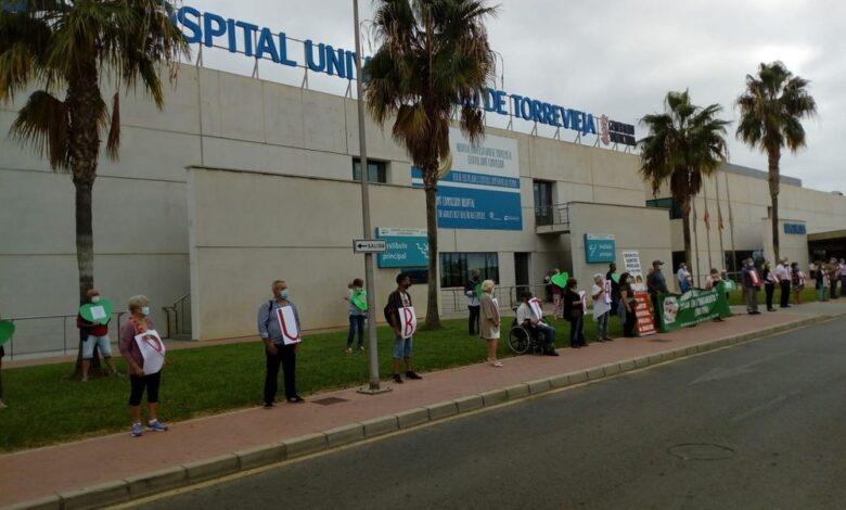 La Generalitat oficializa la reversión de la gestión privada del Hospital de Torrevieja 1