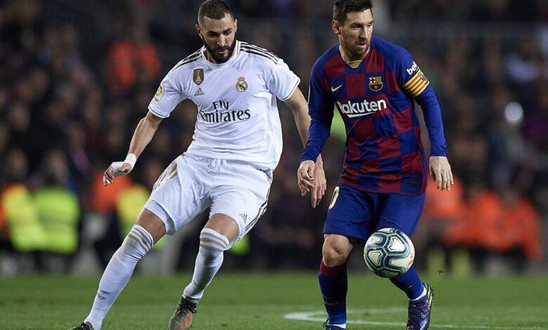 El clásico Barça-Madrid, el sábado 24 de octubre a las 16.00 1