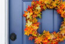 Photo of 8 Ideas de guirnaldas de otoño |  LaNetaNeta.com