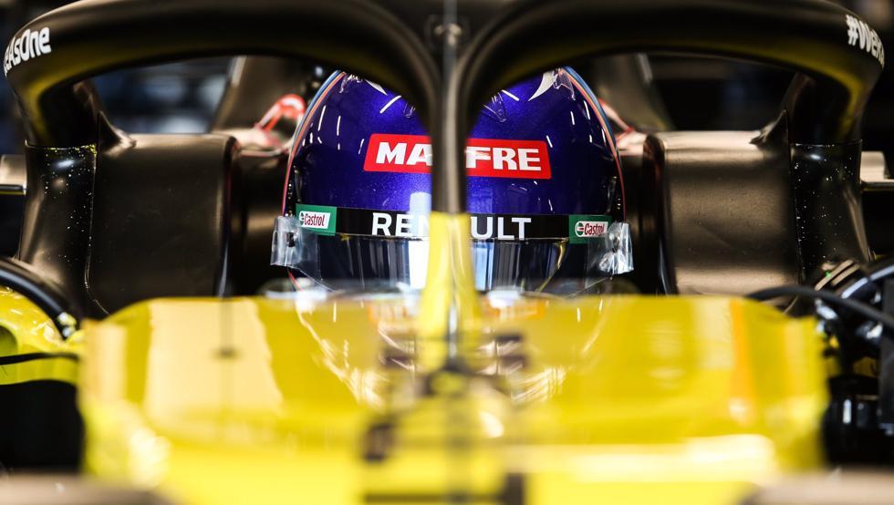 """Alonso, tras su primer test: """"Lo tenemos todo para hacer un buen 2021"""" 1"""