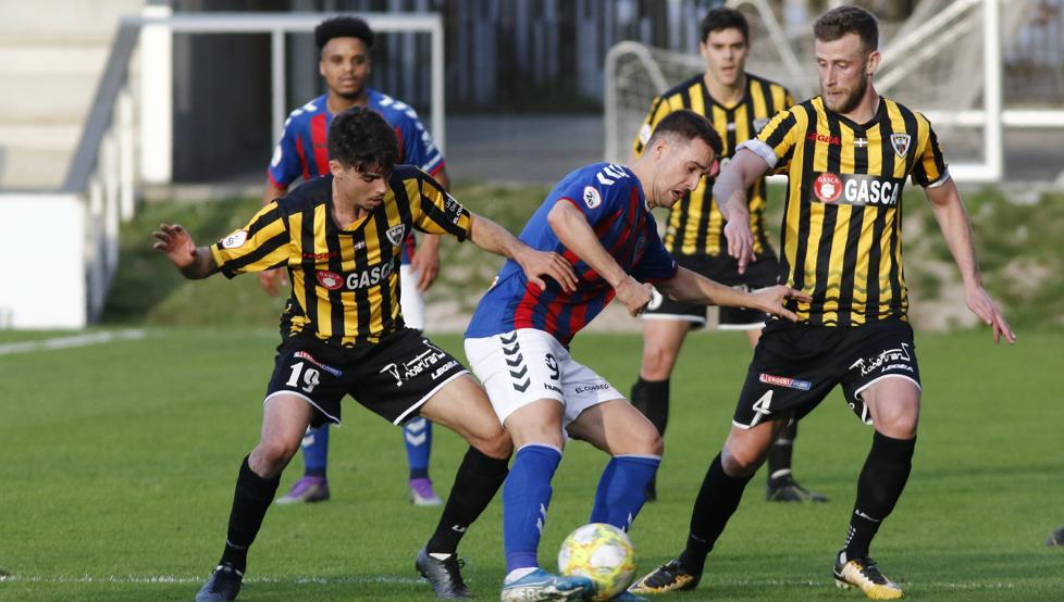 Balmaseda-Barakaldo y Leioa-Caudal en la Copa RFEF 9