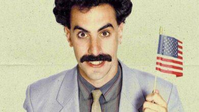 Borat 2 Star Sacha Baron Cohen dona $ 100K a la comunidad de niñeras 6