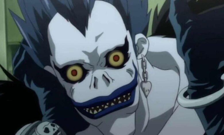 El cosplay de Death Note destaca a Ryuk a tiempo para Halloween 1