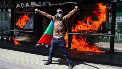 Gobierno de Chile advierte que no tolerará revueltas en el aniversario de las protestas