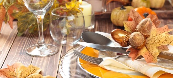 Photo of Inspiración de Tablescape de la fiesta de Acción de Gracias |  LaNetaNeta.com
