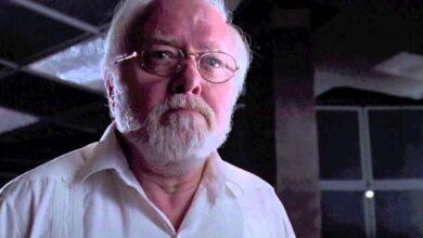 Las estrellas de Jurassic Park recuerdan a Richard Attenborough 8