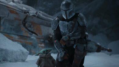 Pedro Pascal y Jon Favreau se dirigen al rodaje de The Mandalorian Movie 7