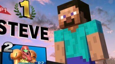 Super Smash Bros.Ultimate cambia la controvertida pantalla de victoria de Steve 9