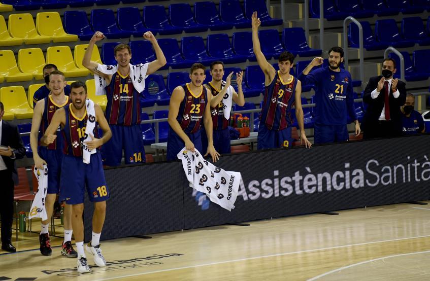 Triunfo agónico de un Barça en cuadro (97-89) 6