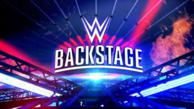 WWE Backstage anuncia episodio especial que se transmitirá esta semana 8