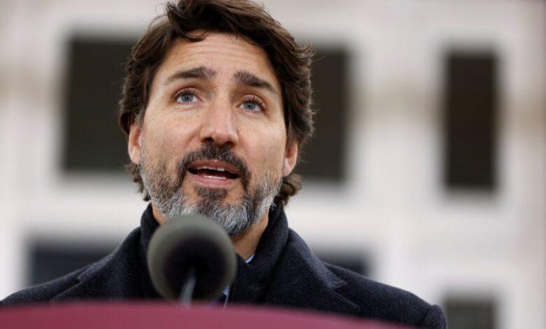 'Buenas posibilidades' de que todos los canadienses estén vacunados en septiembre de 2021: Trudeau