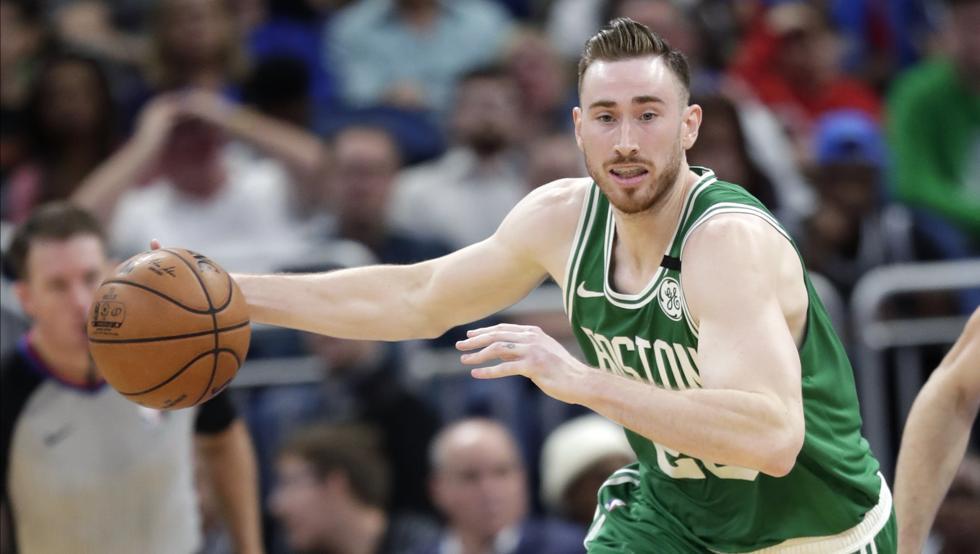 Celtics y Hornets aún trabajan en llevar a Hayward a Charlotte 1