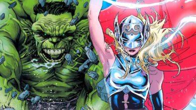 La ex Thor Jane Foster salvó al amado de Thanos de The Immortal Hulk