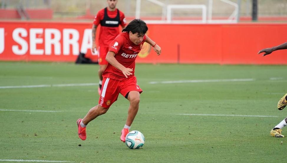 """Luka Romero: """"He marcado el gol y me he puesto a llorar"""" 1"""