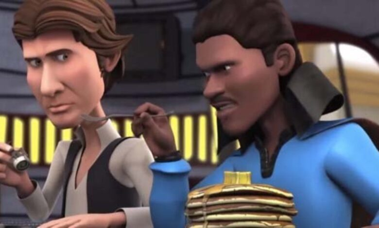 Star Wars: Detours Episode Surfaces Online no emitido 1