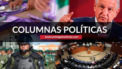 Exoneran a Cienfuegos y ¿uso electoral de vacuna contra Covid? | Columnas políticas 15/01/2021 21