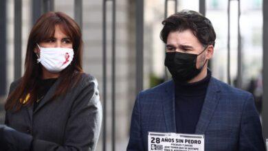 Josep Costa, vicepresidente del Parlament, participó en una reunión con partidos xenófobos 8