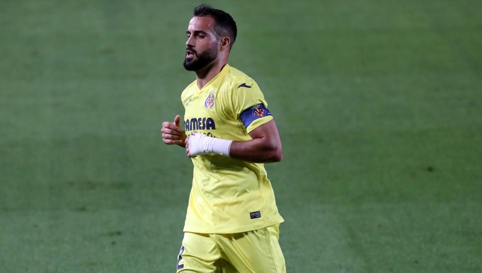 Mario Gaspar, ausencia de peso en el Villarreal 10