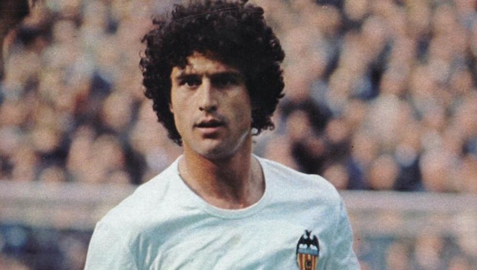 Solsona, el 'perico' que condujo al Valencia a la Supercopa de Europa de 1980 13