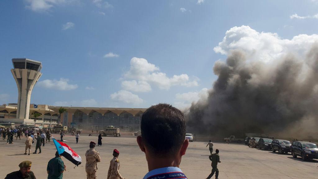 Yemen: sangriento atentado en un aeropuerto deja más de 20 muertos 4