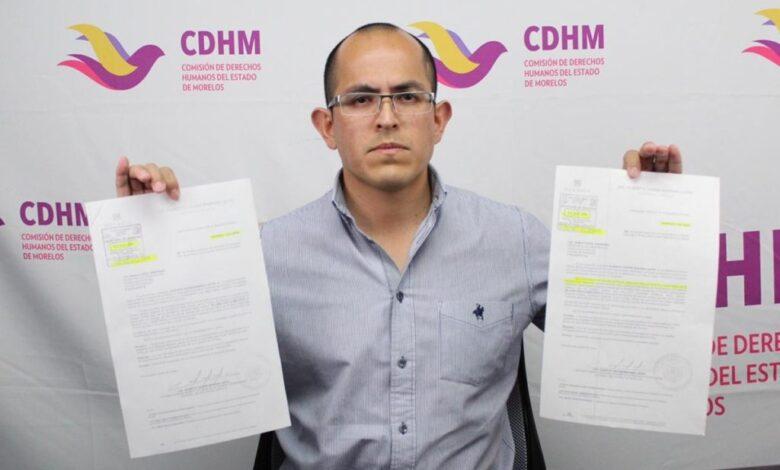 'Ombudsperson' de Morelos denuncia penalmente por amenazas a funcionarios del gobiernodel estado 1