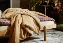 Las mejores mantas para el sofá de las rebajas 2021 3