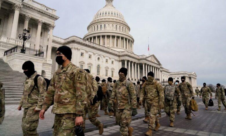 Tras asalto a capitolio, Guardia Nacional desplegará 15 mil elementos en toma de posesión de Biden