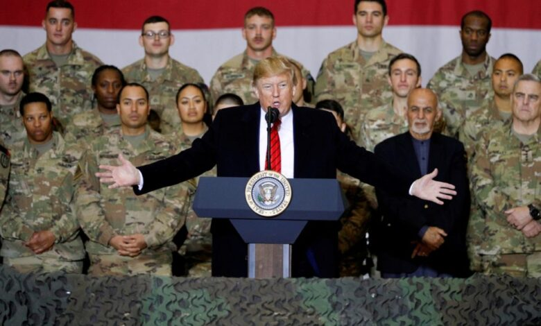 Washington, en emergencia hasta el 24 de enero; la declara Donald Trump