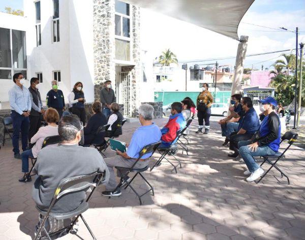 Ordenen en Jiutepec, Morelos, suspender instalación de tianguis para prevenir contagios de coronavirus 3
