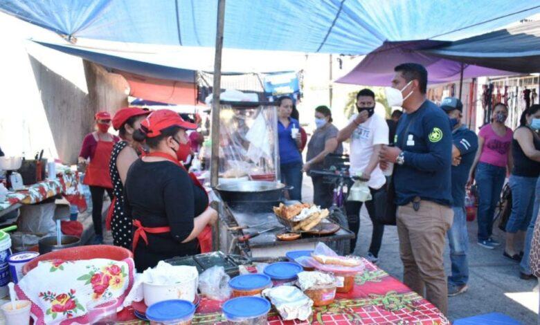 Ordenen en Jiutepec, Morelos, suspender instalación de tianguis para prevenir contagios de coronavirus 1