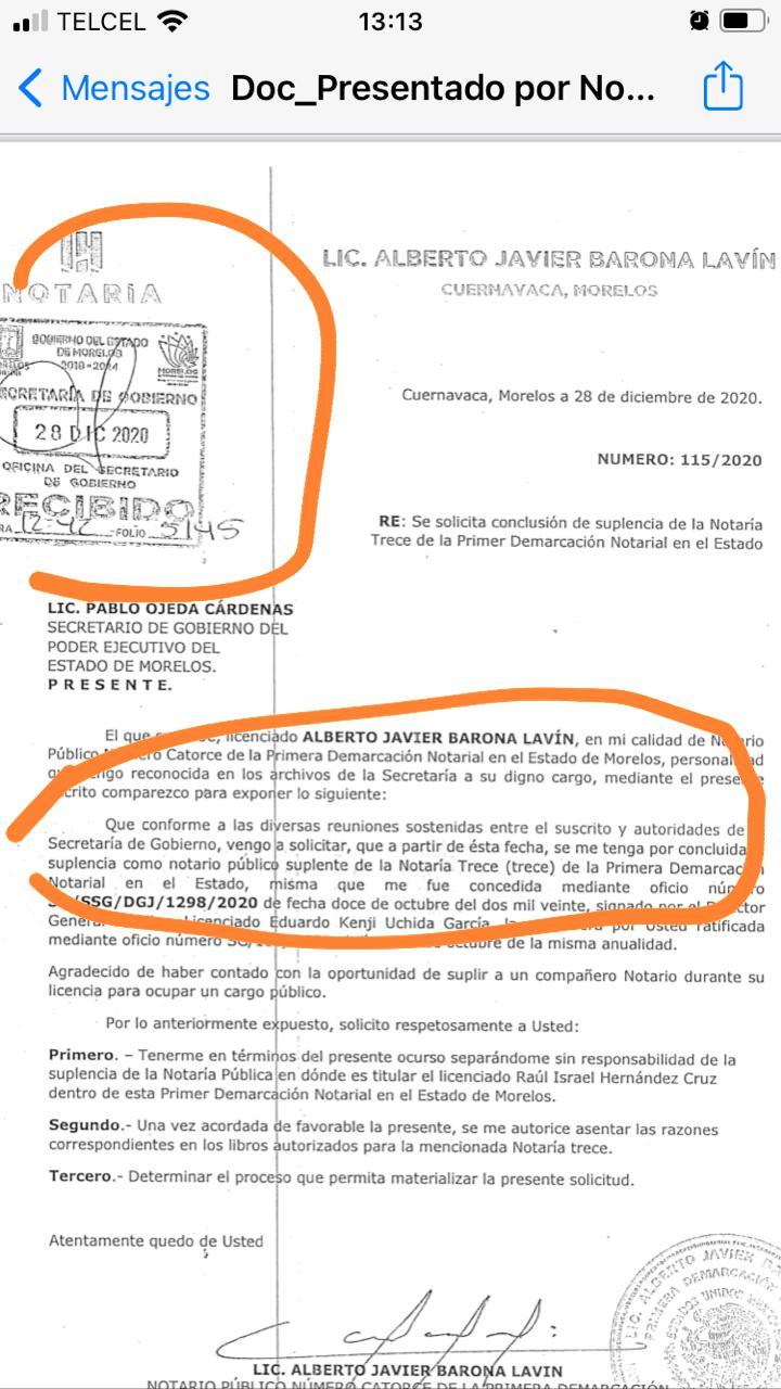 'Ombudsperson' de Morelos denuncia penalmente por amenazas a funcionarios del gobiernodel estado 4