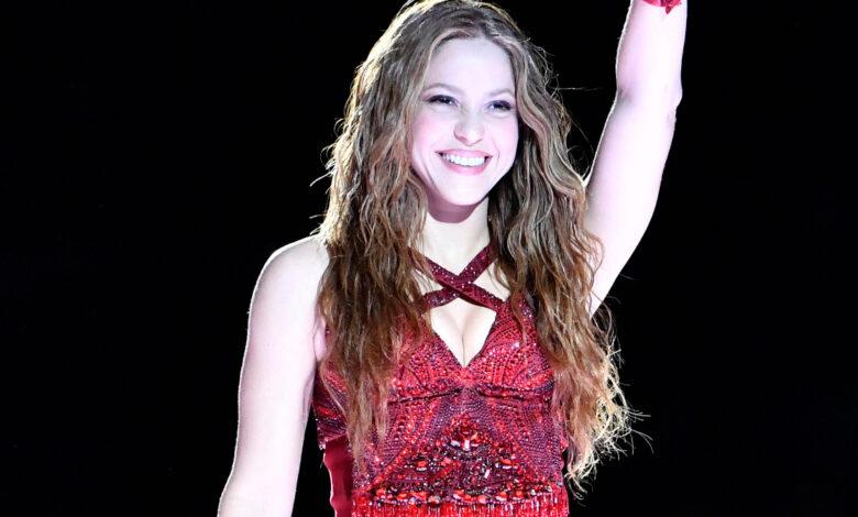 Shakira vende el 100% de su catálogo de canciones 1