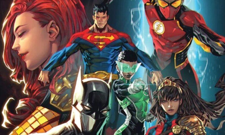 Por qué la Nueva Liga de la Justicia mantiene en secreto sus identidades 1