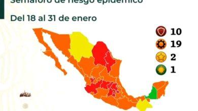 Semáforo Covid: 90% del país en alerta alta y máxima de riesgo de contagio 11