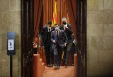 La inestabilidad en Cataluña se afianza por el aplazamiento electoral 6