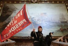 El asalto al Capitolio llega al Museo Smithsonian 3