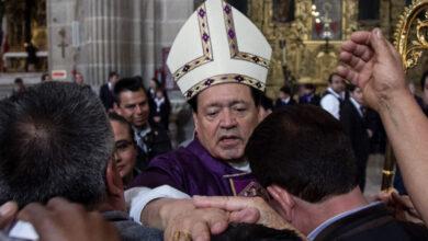 Hospitalizan por Covid-19 a Norberto Rivera Carrera, cardenal emérito de México 20