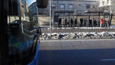 La ola de frío y los efectos de 'Filomena', en directo |Almeida pide no usar el coche y anuncia que el transporte público de la EMT será gratuito hasta el miércoles 25