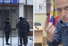 Rusia detiene al opositor Navalni y desata condena mundial