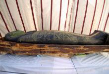 Descubren en Egipto un templo funerario que data de hace 4,300 años